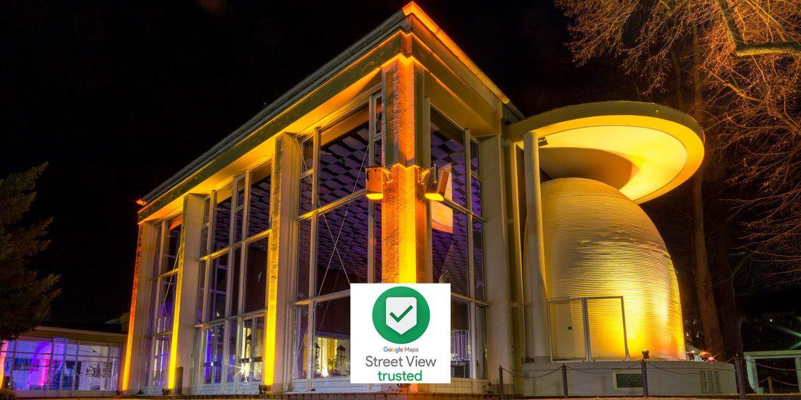 Ahrtal360 Google Street View Tour Kurpark Lesesaal Trinkhalle Bad Neuenahr @ Michael Lentz