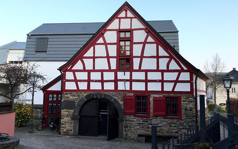 Ahrtal360 Google Street View Tour Ahrweiler Haus der Schuetzen Schuetzenmuseum @ Michael Lentz