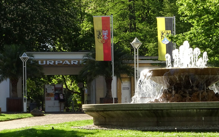 Ahrtal360 Google Street View Tour Kurpark Bad Neuenahr Lesesaal Trinkhalle @ Michael Lentz
